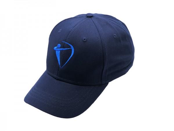 Basecap - Bogen in dunkelblau
