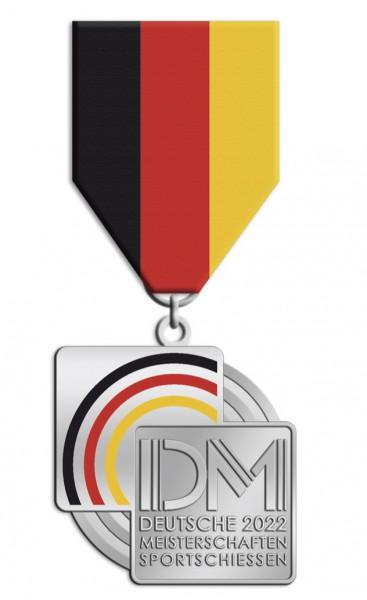 Medaille zur Deutschen Meisterschaft 2019