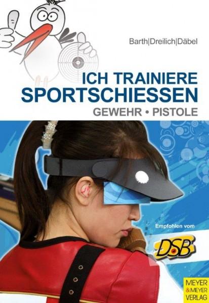 Ich trainiere Sportschießen